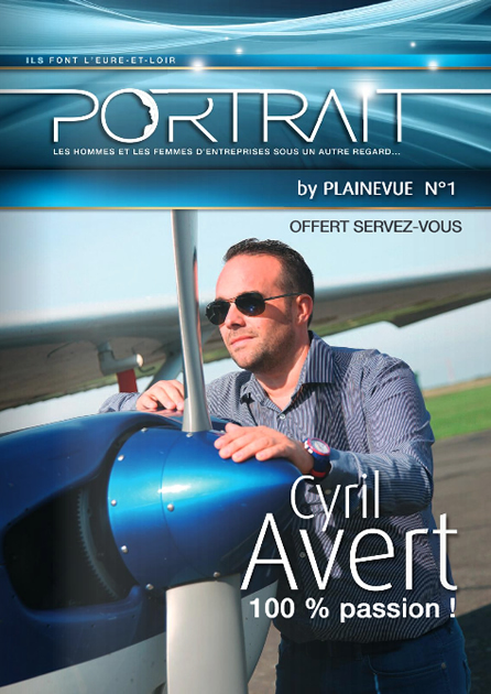 Portrait N° 1 Cyril Avert